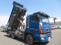 日野 大型 土砂ダンプ BDG-FS4EKXA (10910) 1枚目