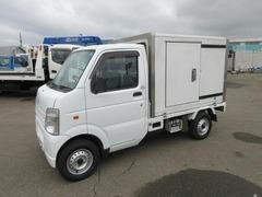 スズキ 小型 冷凍冷蔵バン EBD-DA63T (11004) 1枚目