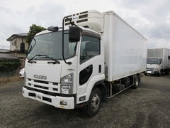 いすゞ 中型 冷凍冷蔵バン PKG-FRR90S2 (11400) 1枚目