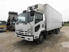 いすゞ 中型 冷凍冷蔵バン PKG-FRR90S2 (11401) 1枚目