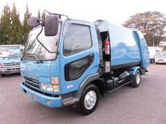 三菱ふそう 中型 塵芥車(プレス式) KK-FK71HD (11433) 1枚目