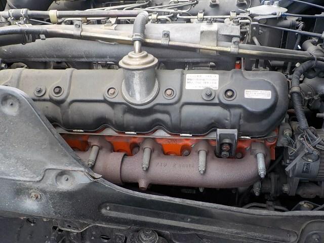 いすゞ ギガ 大型 平ボディ KC-CXM81V1(11459) 11枚目