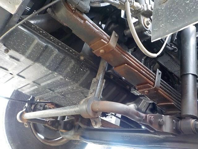 いすゞ ギガ 大型 平ボディ KC-CXM81V1(11459) 15枚目
