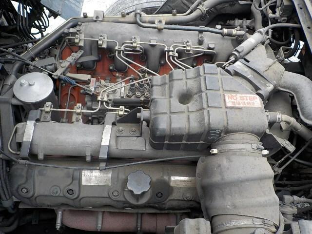 いすゞ ギガ 大型 平ボディ KC-CXM81V1(11459) 5枚目