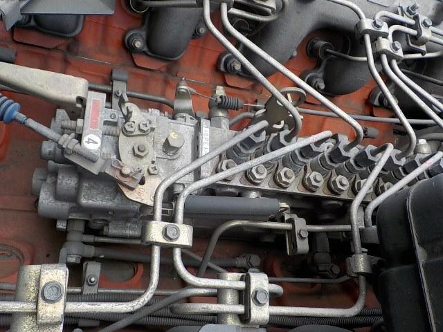 いすゞ ギガ 大型 平ボディ KC-CXM81V1(11459) 7枚目