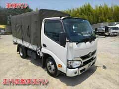 トヨタ 小型 幌車 TKG-XZC605 (11647) 1枚目