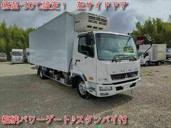 三菱ふそう 中型 冷凍冷蔵バン TKG-FK71F (11735) 1枚目