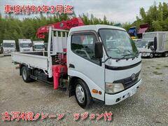 トヨタ 小型 クレーン付き BDG-XZU344 (11842) 1枚目