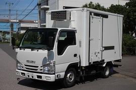 いすゞ 小型 冷凍冷蔵バン TPG-NJR85AN (11970) 1枚目