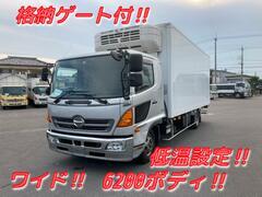 日野 中型 冷凍冷蔵バン TKG-FD9JLAG (12066) 1枚目