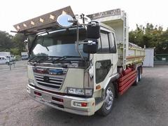 UDトラックス(日産) 増トン 土砂ダンプ BDG-PW37C (12100) 1枚目