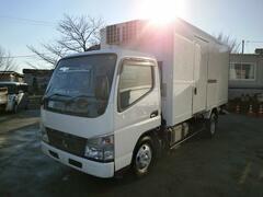 三菱ふそう 小型 冷凍冷蔵バン BJG-FE74B (12102) 1枚目