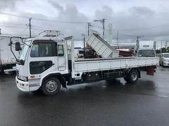 UDトラックス(日産) 中型 平ボディ BDG-MK36C (11726) 1枚目