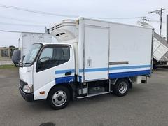 トヨタ 小型 冷凍冷蔵バン TKG-XZC605 (12057) 1枚目