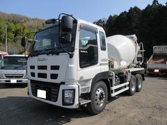 いすゞ 大型 ミキサー車 QKG-CXZ77AT (12200) 1枚目