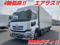 UDトラックス(日産) 大型 アルミウィング PKG-CG4ZA (12210) 1枚目
