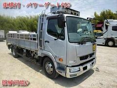 三菱ふそう 中型 平ボディ TKG-FK71F (11639) 1枚目