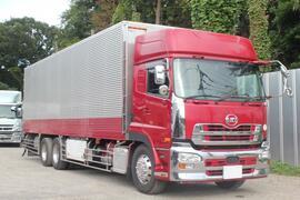 UDトラックス(日産) 大型 冷凍冷蔵バン QPG-CD5ZA (12339) 1枚目