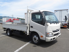 日野 小型 平ボディ TKG-XZU655M (12443) 1枚目