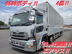UDトラックス(日産) 大型 アルミウィング LKG-CG5ZA (12625) 1枚目