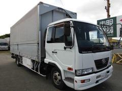 UDトラックス(日産) 中型 冷凍冷蔵ウィング PB-MK36A (12644) 1枚目