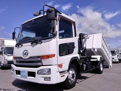 UDトラックス(日産) 中型 コンテナ専用車 SKG-MK38L (12598) 1枚目