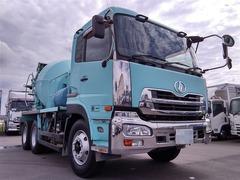 UDトラックス(日産) 大型 ミキサー車 ADG-CW4XL (12632) 1枚目
