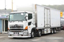 日野 大型 冷凍冷蔵バン LKG-FW1EXBJ (11846) 1枚目