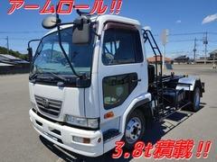 UDトラックス(日産) 中型 コンテナ専用車 PB-MK36A (12612) 1枚目