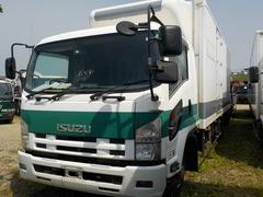 いすゞ 中型 冷凍冷蔵バン PKG-FRR90S2 (12693) 1枚目