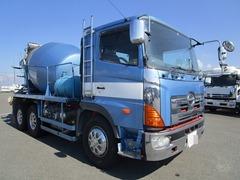 日野 大型 ミキサー車 BDG-FS1AKXA (12525) 1枚目