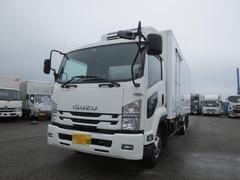 いすゞ 中型 冷凍冷蔵バン TKG-FRR90T2 (12257) 1枚目