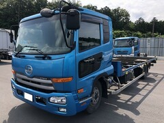 UDトラックス(日産) 中型 コンテナ専用車 TKG-MK38L (11696) 1枚目
