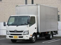 トヨタ 小型 アルミバン TKG-XZU710 (11712) 1枚目
