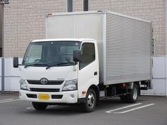 トヨタ 小型 アルミバン TKG-XZU710 (11713) 1枚目