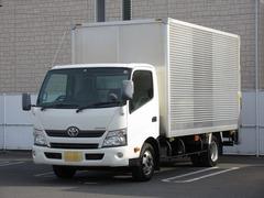 トヨタ 小型 アルミバン TKG-XZU710 (11714) 1枚目