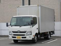 トヨタ 小型 アルミバン TKG-XZU710 (11715) 1枚目