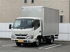 トヨタ 小型 アルミバン TKG-XZC605 (11886) 1枚目