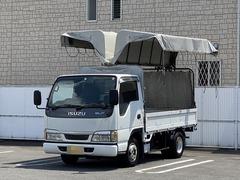 いすゞ 小型 幌ウィング KR-NHR69E (12275) 1枚目