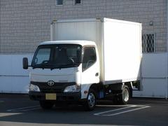 トヨタ 小型 アルミバン TKG-XZU605 (12557) 1枚目