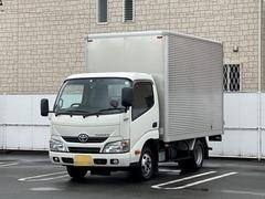 トヨタ 小型 アルミバン TKG-XZC605 (12755) 1枚目