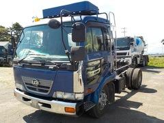 UDトラックス(日産) 中型 シャーシ KK-MK25A (12846) 1枚目