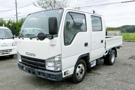 いすゞ 小型 Wキャブ TKG-NJR85A (9919) 1枚目