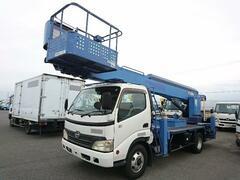 日野 小型 高所作業車 BDG-XZU414M (13369) 1枚目