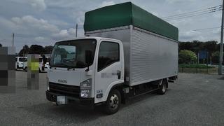 いすゞ 小型 幌車 TKG-NPR85AN (3243) 1枚目